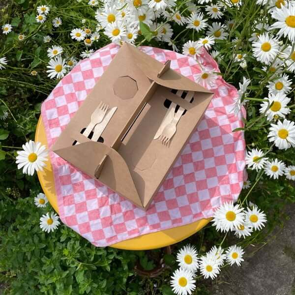 Urban-picknick-concept